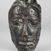 Ernst Heinrich Barlach, Christusmaske I, Mindestpreis:4.200 EUR