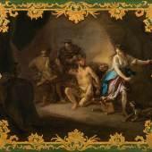 Martin Johann Schmidt, genannt Kremser Schmidt Blendung Samsons, um 1760, Schätzpreis:35.000 - 70.000 EUR