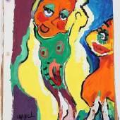 Appel, Karel 1921 Amsterdam - 2006 Zürich. Mindestpreis:3.000 EUR