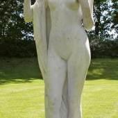 """Hermann Joachim Pagels (1876 Lübeck - 1959 Berlin) """"Griechisches Mädchen"""". Originaltitel, Mindestpreis:8.500 EUR"""