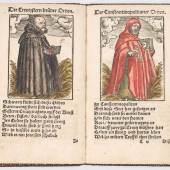Luther, M. Das Bapstum mit seinen Gliedern gemalet und beschrieben.  Schätzpreis:6.000 EUR