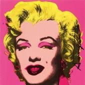 "Andy Warhol (1928 Pittsburgh - 1987 New York) ""Marilyn"". Originaltitel Mindestpreis:3.500 EUR"