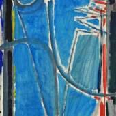 """ACKERMANN Max (1887 Berlin - 1975 Unterlengenhardt) """"An die Freude"""", Mindestpreis:8.000 EUR"""