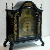 Stockuhr von Johann Felber, München um 1740 Mindestpreis:500 EUR
