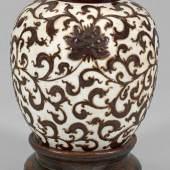 """Balustervase """"Ein Geschenk an Kaiser Wilhelm II. 1896 von dem chinesischen Botschafter Graf Li Huang Chang"""", Mindestpreis:6.500 EUR"""