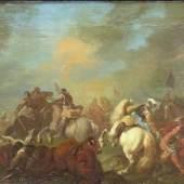 Rugendas, Georg Philipp, zugeschrieben 1666 - 1742 Augsburg, zugeschrieben, Öl auf Leinen, Mindestpreis:3.200 EUR