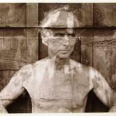Frederick Sommer (1905-1999) Portrait Max Ernst
