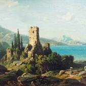 SEIDEL, August. 1820 München - 1904 ebenda. Mindestpreis:900 EUR