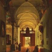 MIGLIARA, Giovanni zugeschrieben. 1785 Alessandria (Piemont) - 1837 Mailand Mindestpreis:7.000 EUR