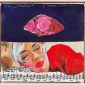 """Xenia Hausner * Schätzpreis € 1.500 - 2.000 (Wien 1951 geb.) Timeless, um 2013 Collage; 27 × 29 cm Nummeriert, bezeichnet und signiert oben: 1/10 """"Timeless"""", Xenia Hausner"""