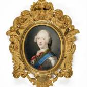 Lot 114 Portrait of Prince Charles Edward Stuart