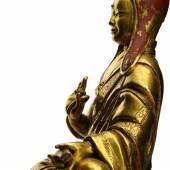 Lot 11 - Kunga Kyaltsen bekannt als Sakya Pandita (Detail)