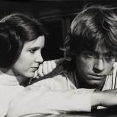 Lot 12  'Star Wars', Spiral bound album containing 52 original photographs, 1976 (est. £6,000-9,000)(4)