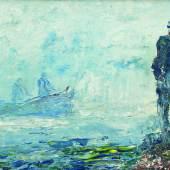Lot 15 Jack B. Yeats, Misty Morning