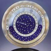 Lot 164 - Cartier Comet Clock 1925 - Copy