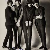 Lot 171, The Beatles, German tax cards for John Lennon and Paul McCartney, 1962, est. £800-1,200