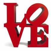 Lot 200-Robert Indiana, Love