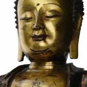 Lot 7 - Buddha Shakyamuni (Tibet)  - Detail