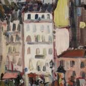Lot 2 John Duncan Fergusson, Paris, 1908, est. £70,000-100,000