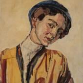 Lot 47 - Ferdinand Hodler, Bildnis einer Unbekannten