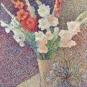 Lot 628: Marie Vorobieff Marewna, Blumenstillleben, Erlös 13.300*