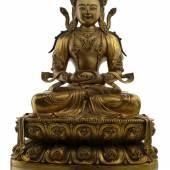 Lot 88 - Buddha Amitayus