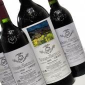 Lots 196-197, 198-200 Vega Sicilia 'Unico' 1996 & 1998