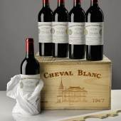 Lots 267-268 Cheval Blanc 1947