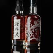 Lots 85 & 86 Karuizawa 50 Year Old Cask #5132 1963 & Karuizawa 51 Year Old Cask #1917 1964