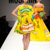 The Vulgar: Fashion Redefined, Jeremy Scott for Moschino Courtesy Moschino Dress, Autumn/Winter 2014 2015, Ready-to-wear