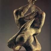 Luciano Minguzzi (Bologna, 1911 – Milano, 2004), Grande contorsionista, 1952, Bronzo, cm 214x134x130 courtesy: Galleria Maurizio Nobile Bologna-Paris