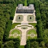 Luftaufnahme Neues Schloss Herrenchiemsee © Bayerische Schlösserverwaltung
