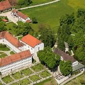 Altes Schloss Herrenchiemsee  © Bayerische Schlösserverwaltung