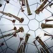 Constantin Luser, Molekularorgel (Detail), 2010, Foto: Markus Rössle
