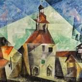 Lyonel Feininger, Zottelstedt II