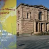 Wiedereröffnung der Neuen Galerie