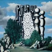 René Magritte  Die Ankündigung/L'Annonciation, 1930 Tate © Charly HERSCOVICI Brüssel - 2011 © VBK Wien, 2011