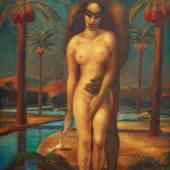 Mahmoud Saïd, Adam & Eve, 1937 (est. £300,000-500,000)