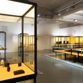 MAK-Ausstellungsansicht, 2020 BAKELIT. Die Sammlung Georg Kargl MAK DESIGN LAB © Aslan Kudrnofsky/MAK