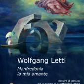 Plakat: Wolfgang Lettl