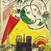 Marc Chagall - Der Sonntag