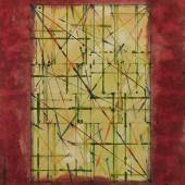 Brice Marden, Untitled (Window Study #1), 1983. $250,000–350,000.