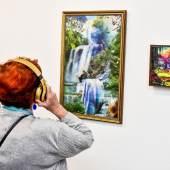 Mari Nagem Installation Google Trips Beauty 2017