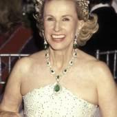 Marylou Whitney wearing Tiara