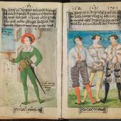Matthäus Schwarz - Ein Modetagebuch des 16. Jahrhunderts