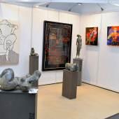((Bild Max Seiz; Bildnachweis: Messe Sindelfingen)): Ein ARTe-Aussteller der ersten Stunde: Die Werke von Max Seiz werden auf der ARTe 2018 von der Galerie Villa Nepperberg präsentiert.