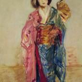 Max Slevogt, Sada Yakko, 1901