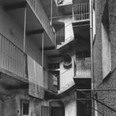 Elfriede Mejchar aus der Serie Stiegenhäuser, Graz ohne Jahr