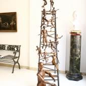 Meletta Kunst Antiquitäten seltene Sammlung von Akademiefiguren von 1790 bis 1940