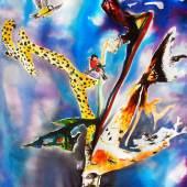 Sevket Sonmez Untitled, 2012 Acrylic and watercolor on Paper 70 x 50 cm © Mesut Guvenli Courtesy Galerie Merkur, Istanbul
